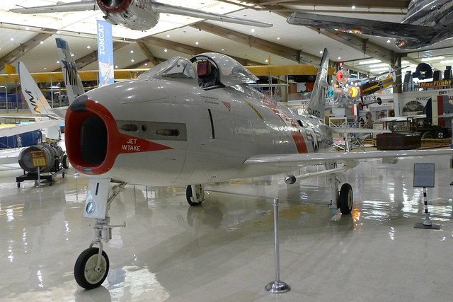 North American FJ-4 Fury