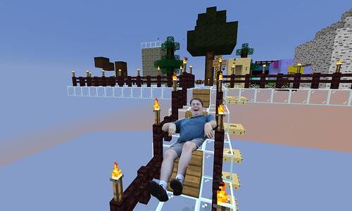 """SlideGuy at CMM Archery Stairs"" by aforgrave, on Flickr"