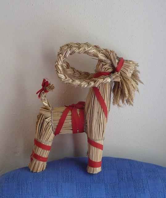 Navidades Finlandesas: la cabra