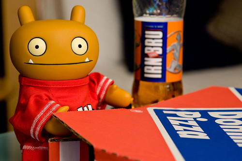 Uglyworld #1581 - Half Timers Munchies (Project TW - Image 171-366) by www.bazpics.com