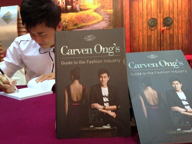 Carven Ong - Guide to the Fashion Industry Book by MPH-001