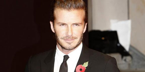Hilfiger names Beckham Underwear Model of the Century