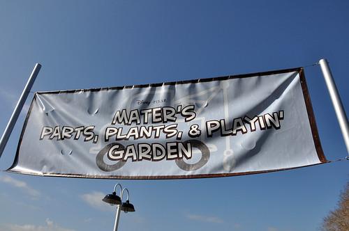Mater's Garden