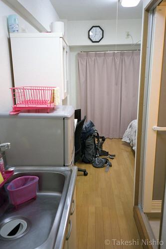 ホテルの部屋 / hotel room
