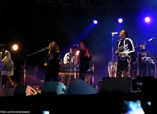Arcade Fire - Lollapalooza Chile 2014