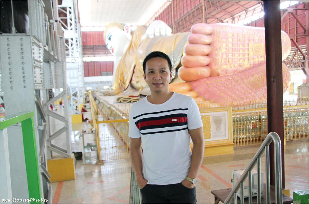 Hoang Phu @ Chauk Htat Gyi Pagoda