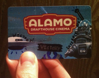 Alamo Drafthouse Cinema: Victory Card