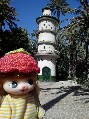 Visita al Parque Municipal de Elche