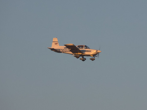 Grumman AA-5 N300BK