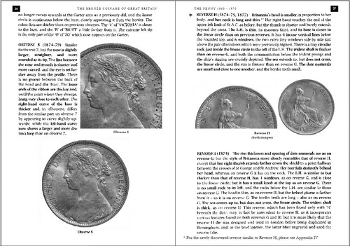 The Bronze Coinage of Great Britain sample pages