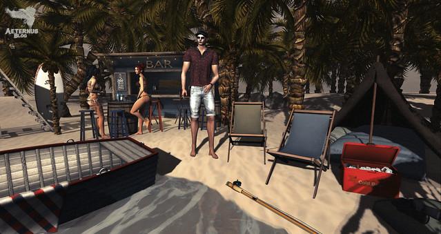 Cheers to beach hair,tan skin,flip flops and sandy toes!