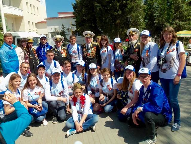 Послы Победы в Севастополе