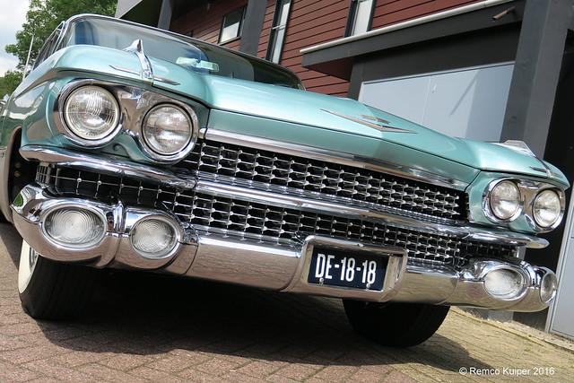 1959 Cadillac hardtop sedan