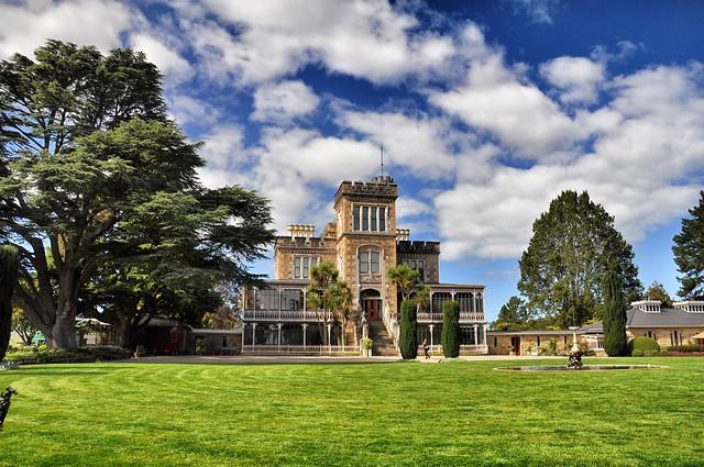 Larnach Castle, Otago Peninsula