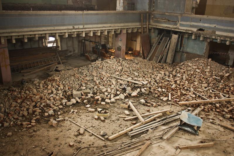 Rekonštrukcia Nová Synagóga