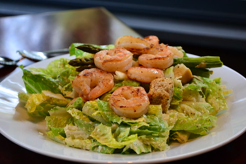Shrimp Caesar by pjpink