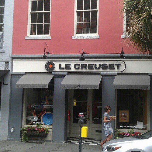 Le Creuset Store - Charleston, SC