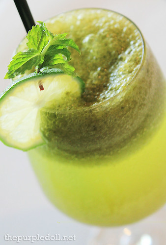 Chilled Mint Apple P140