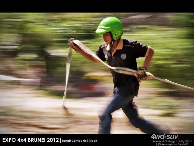 PGB4 Expo 4x4 Brunei 2012
