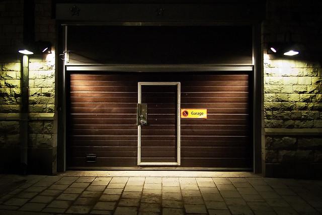 Parking Garage Overhead Door : Parking garage door flickr photo sharing