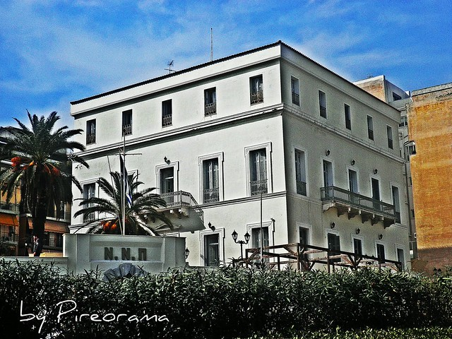 EX RUSSIAN HOSPITAL OF PIRAEUS