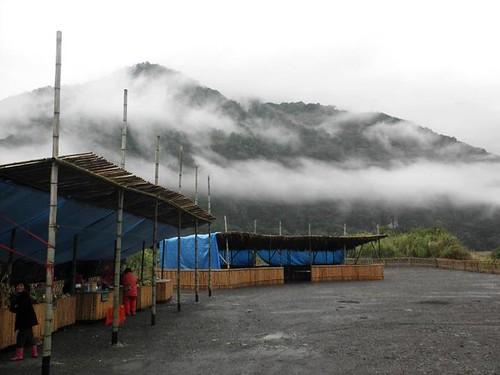 麻必浩部落市集美景。(圖片來源:麻必浩部落市集臉書粉絲團)