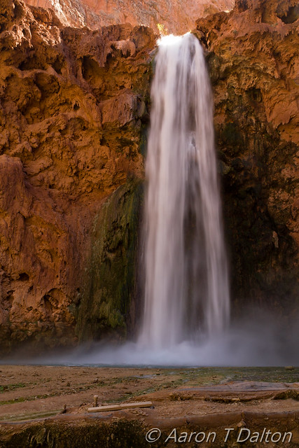 Mooney Falls by Base