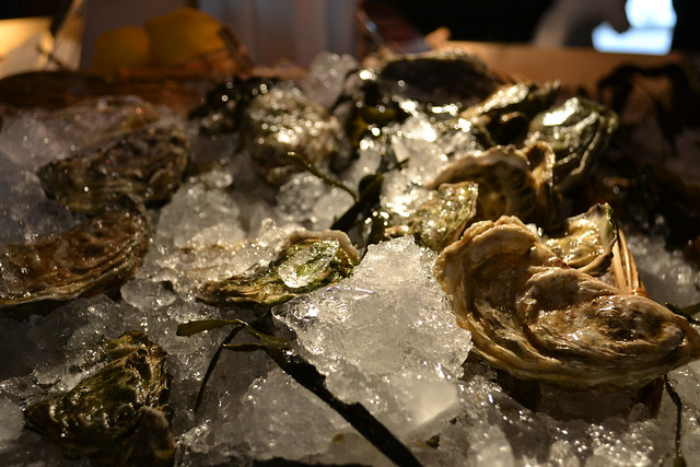 Oysters, Three-Sixty Marketplace at Savour 2012