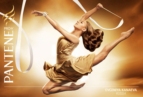 Pantene Olympic campaign