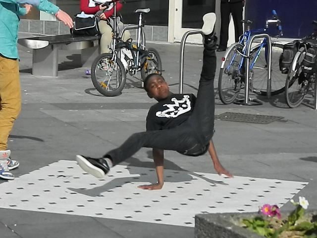 Power 95-9 Street Dance