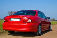 My JAGUAR X-Type 2.0D Sport