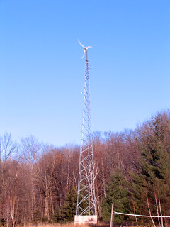 3.7 kw vertical axis wind turbine
