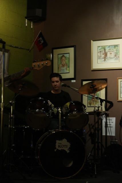 eric drumming
