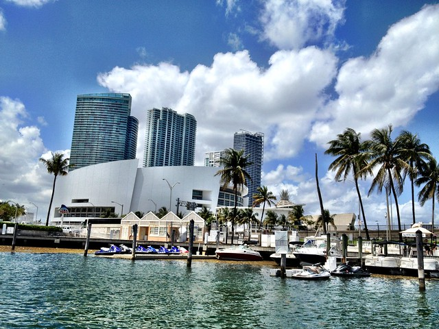 Miami by CC user miamism on Flickr