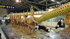 Suvarnabhumi Airport Terminal, Bangkok
