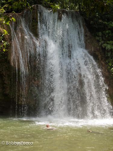 ny water waterfall dominican republic dr bobby lasterrenas samana 2011 zucco bobbyzucco pedrozucco