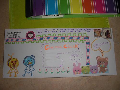 Gemmas Letter sent 5/7/2012