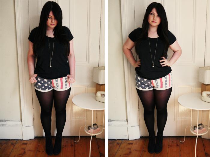 american flag shorts 5