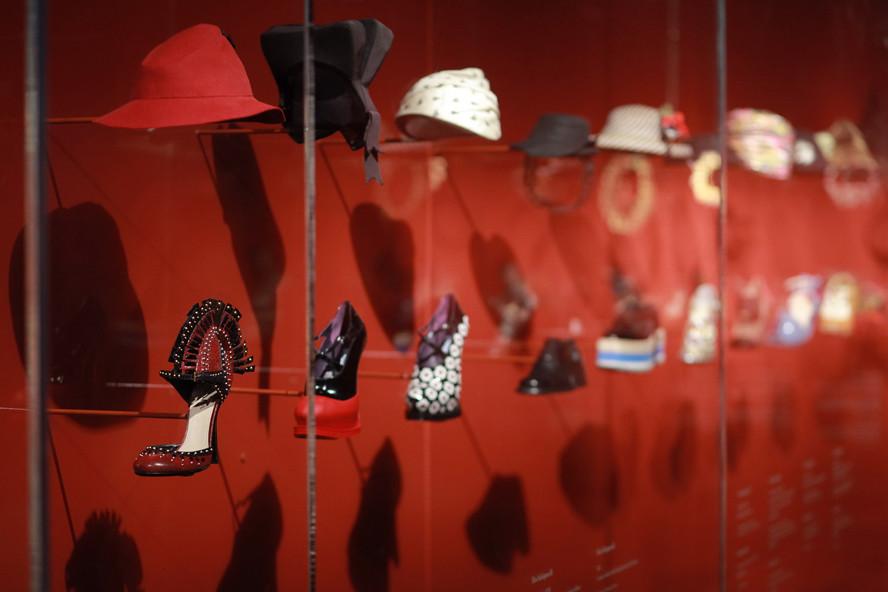 Schiaparelli  Prada exhibition _MET_IMG_9913