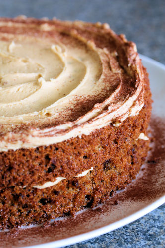 Gluten Free Banana and Coffee Cake 3978 R