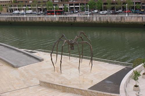La araña by Loli Calatayud