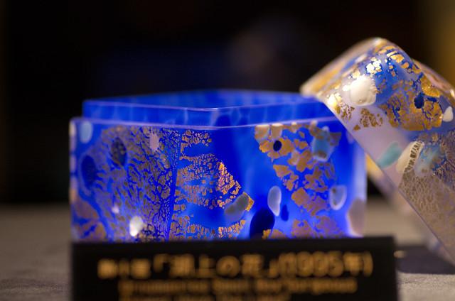 藤田喬平ガラス美術館 | j3.info