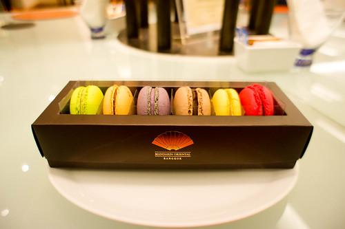 Macaroons by Mandarin Oriental Shop