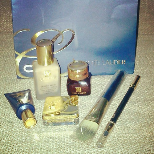 Estee Lauder 5 Step Face Kit