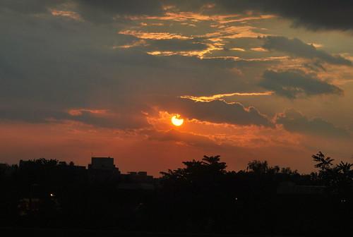 WPIR - sunday sun setting