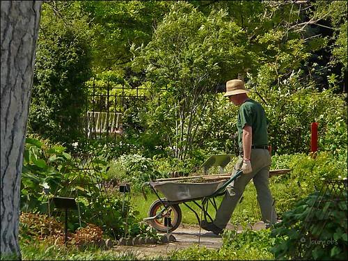 Jardinier ...