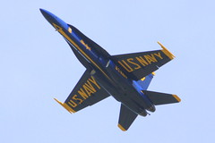 Getting Ready for the Blue Angels in Smyrna