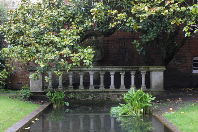Busto en Winchester