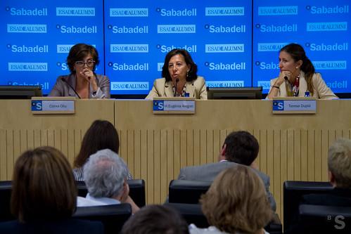 ESADE y Banco Sabadell organizan el Foro Mujer y Liderazgo