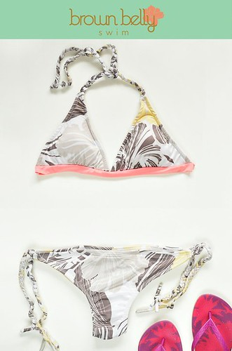 Brownbelly Bikini